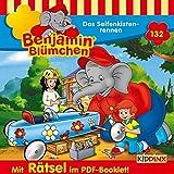 Das Seifenkistenrennen: Benjamin Blümchen 132