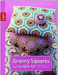 Granny Squares auf andere Art: Neue Formen, neue Häkelideen