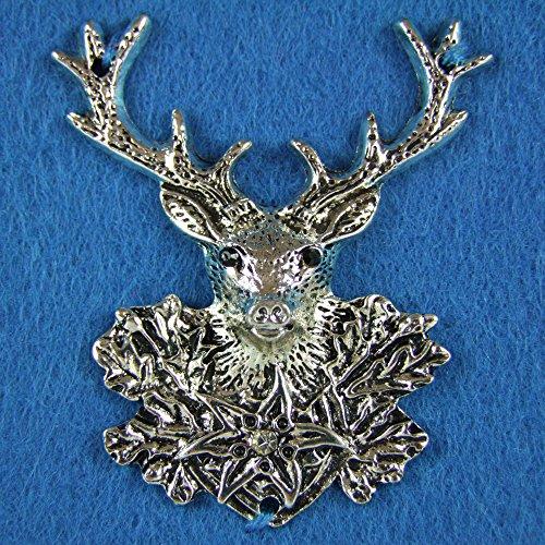 8f733bb10348e Trachtenland - Trachtentasche kleiner Shopper mit Edelweiß oder Hirsch  Applikation Hirsch - Blau