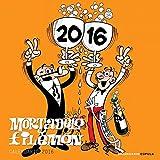 Calendario Mortadelo y Filemón 2016 (Calendarios y agendas)