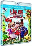 Tempête de boulettes géantes 2 : L'île des miam-nimaux [Combo Blu-ray 3D + Blu-ray + DVD + Copie digitale]