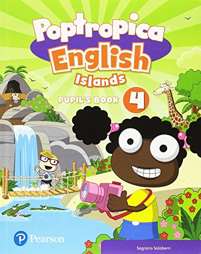 Poptropica English Islands Level 4 Pupil's Book and Online World Access