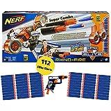 Nerf N-Strike Elite XD Rhino-Fire Super-Combo