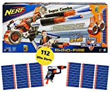 Nerf N-Strike Elite XD Rhino-Fire Super-Combo