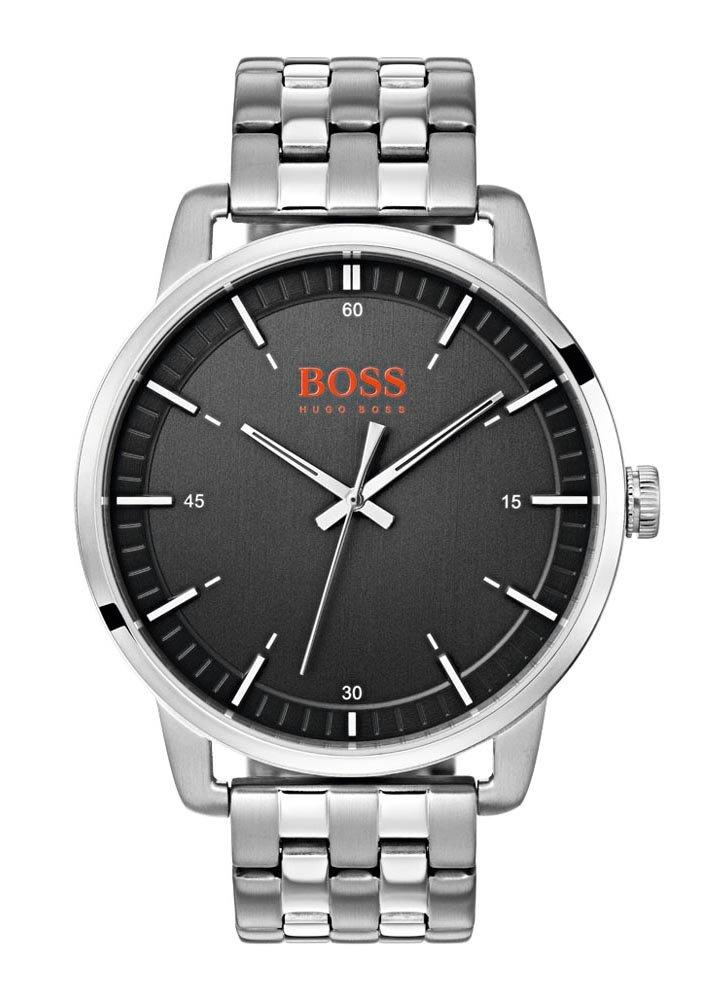 Hugo Boss Orange Reloj Analógico para Hombre de Cuarzo con Correa en Acero Inoxidable 1550075