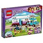 LEGO Friends - Remolque del Ve...