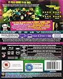 Suicide Squad [Includes Digital Download] [Blu-ray 3D] [2016] [Region Free]