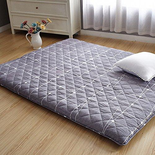 hxxxy Dick Tatami tatamimatte,Zusammenklappbare Futon matratze Futon fur Das futonbett Notbett als Pflege Spine Leicht zu carry33-C 90x200cm(35x79inch)