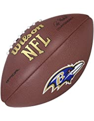 Wilson NFL Baltimore Ravens Full Size Composite Football by Wilson