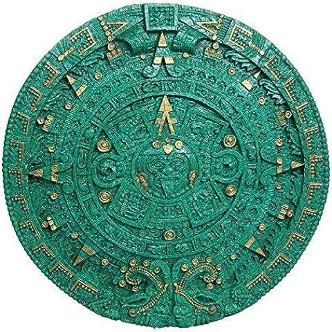 Discount Etnico - Calendario Maya Misura D.45 cm - Calendario Maya