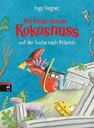 Der kleine Drache Kokosnuss auf der Suche nach Atlantis: Mit Wackelbild-Cover (Bände mit Wackelbildcover, Band 9) - Neun Drachen