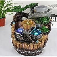 pengweiInicio decoración adornos de resina artesanía creativa fuente de rocalla