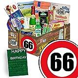 Geschenk Spezialitäten | Ostalgie Geschenkset L | Zahl 66 | Geschenk Mama