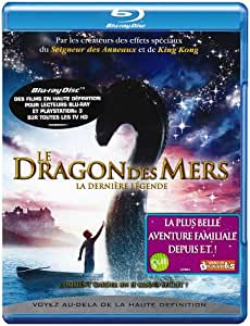 Le dragon des mers [Blu-ray] [Import belge]