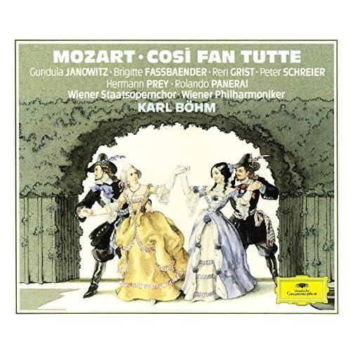 """Mozart: Così fan tutte, K.588 / Act 1 - """"Come scoglio immoto resta"""" - """"Per carità, ragazze"""" (Live)"""