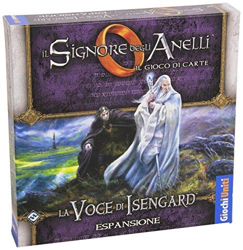 Giochi Uniti - Il Signore Degli Anelli Lcg: La Voce di Isengard