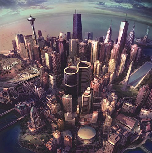 Sonic Highways [cover assortite]