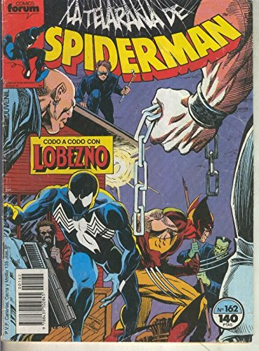 Spiderman volumen 1 numero 162