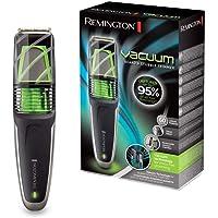 Remington Tondeuse Electrique Barbe, Sabot Ajustable, Lames Ultra Résistantes Titanium, Coupe Précise, Tête Précision…