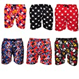 #6: Men's Printed Boxers (Pack of 6) - A