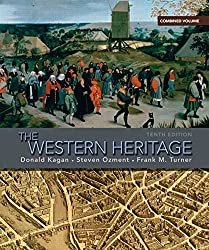 The Western Heritage: Combined Volume (10th Edition) by Donald M. Kagan (2009-06-27)