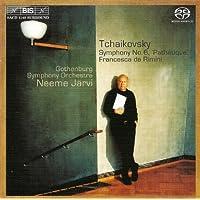 """Tchaikovsky, P.I.: Symphony No. 6, """"Pathetique"""" / Francesca Da Rimini"""