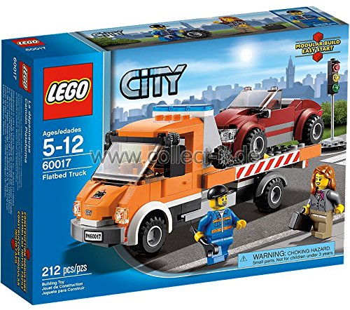 Preisvergleich Produktbild LEGO City - Tieflader - 60017