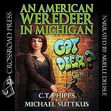 An American Weredeer in Michigan: The Bright Falls Mysteries Series, Book 2