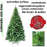 TOP Weihnachtsbaum kuenstlich 180cm - 2