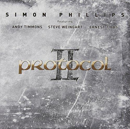 Protocol 2 by PHILLIPS,SIMON