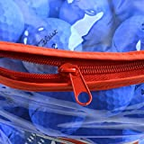 Second Chance 100 Lake Golf Balls with Storage Bag
