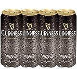 Guinness ORIGINAL Draught Beer 4x440ml - mit Stickstoff Kapsel