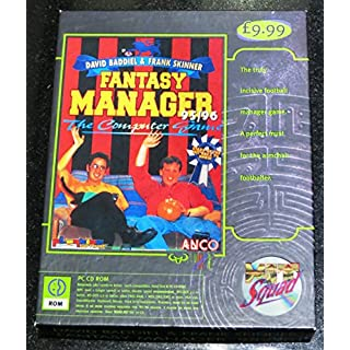 Fantasy Manager 95/96 - David Baddiel and Frank Skinner