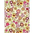 Klebefolie - Möbelfolie Fleur - bunte Blumen - 45 cm x 200 cm von AS4HOME - TapetenShop