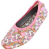 Beck Girl's Rainbows Gymnastics Shoes