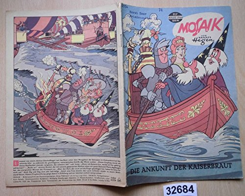 Bestell.Nr. 932684 Mosaik von Hannes Hegen Nummer 117