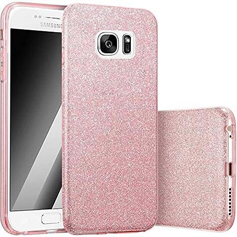 FINOO | Samsung Galaxy S7 Rundum 3 in 1 Glitzer