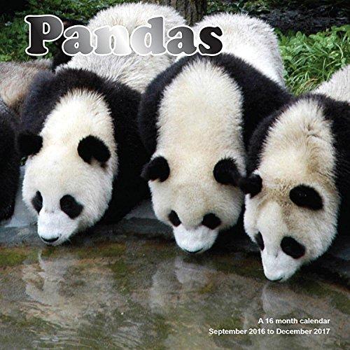 Pandas Calendar 2017 por From Magnum
