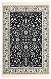 RugVista Nain Florentine - dunkelblau Teppich 120x180 Orientalischer Teppich