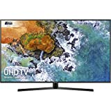 Samsung UE50NU7400 50-Inch Dynamic Crystal Colour 4K Ultra HD Certified HDR Smart TV - Charcoal Black (2018 Model) [Energy Class A]