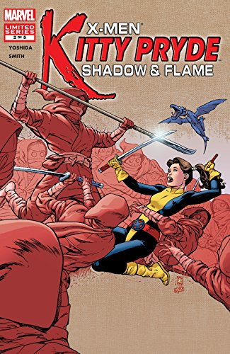 X-Men: Kitty Pryde - Shadow & Flame (2005) #2 (of 5) (Shadow Pryde Kitty)