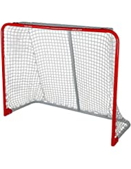 Bauer Performance Folding Steel Goal, 54 x 44-Inch, Red by Bauer