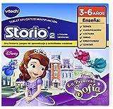 VTech Storio-Jeu pour Tablette éducatif Princesse Sofia