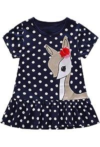 Camisetas y tops para niñas  da55f56cea7
