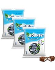 Bounty Coconut Filled Chocolate Miniatures Diwali Gift Pack, 150g (Pack of 3)