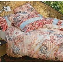 Bassetti Granfoulard.- Juego de funda nordica Sciacca V1 para cama de 135 (3 piezas)