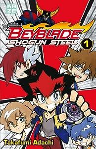 Beyblade Shogun Steel Edition simple Tome 1