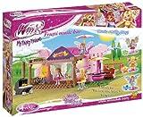 Cobi 25400 Frutti Music Bar, 400 pezzi e 3 figurine