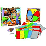 NNGT The Floor is Lava Game, Fun Kid's Interactive Board Game Rotating Card Game for Kids And Adults, Promuove l'attività Fis