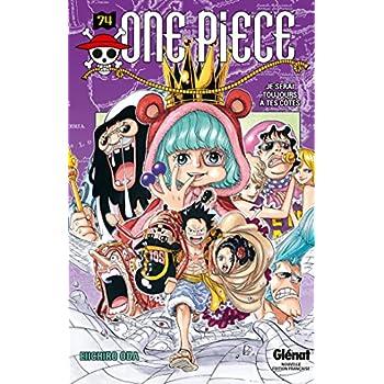 One Piece - Édition originale - Tome 74: Je serai toujours à tes côtés